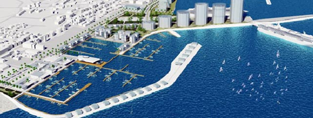 Larnaca Port Amp Marina Redevelopment Yfantis Engineering