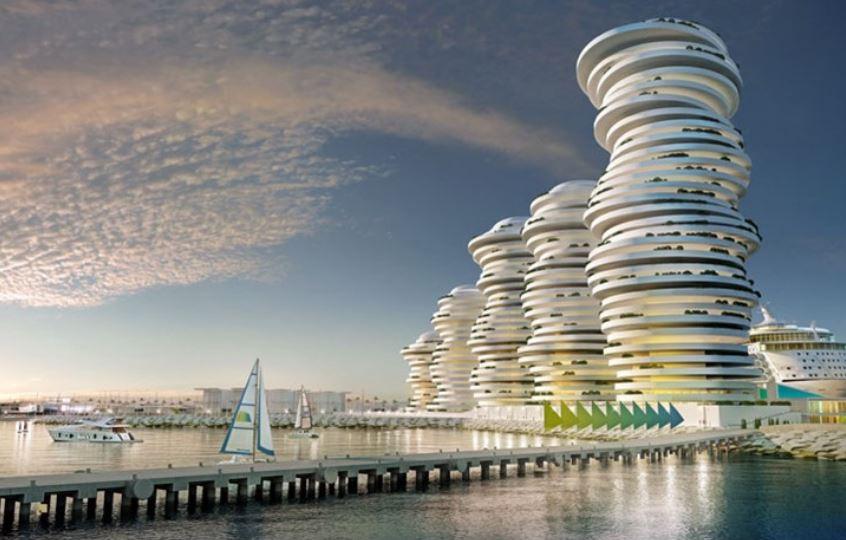 Larnaca Port & Marina Redevelopment main photo - yfeng